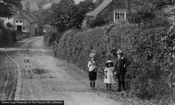 Photo of A Country Walk 1912