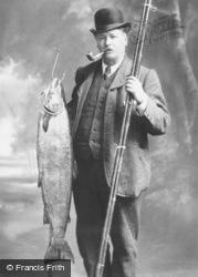 A Fisherman c.1900, Generic