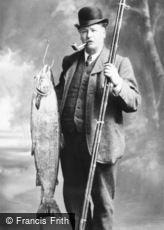 Special Subjects, a Fisherman c1900