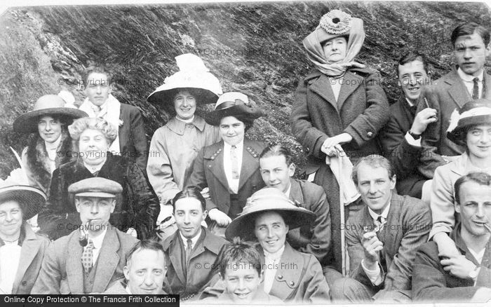 Photo of A Group Photograph c.1912