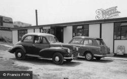 A Morris Minor And Austin A40 c.1960, Generic