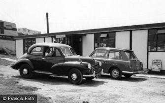 Special Subjects, a Morris Minor and Austin A40 c1960