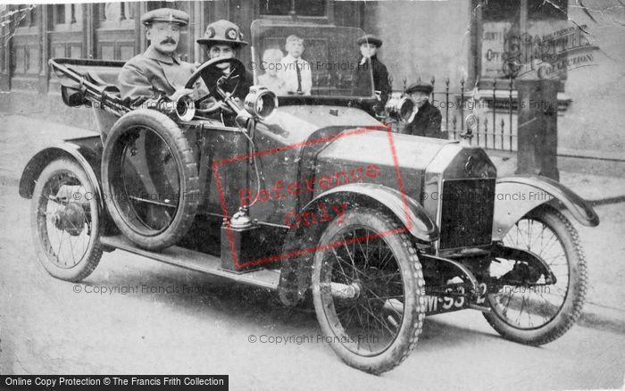Photo of A Vintage Motorcar c.1915