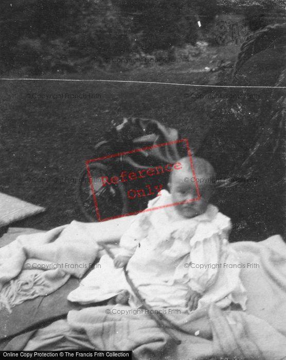 Photo of Baby Dick c.1900