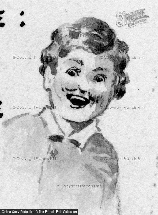 Photo of Boy Laughing 1923