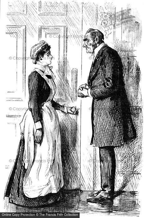 Photo of Butler And Housemaid