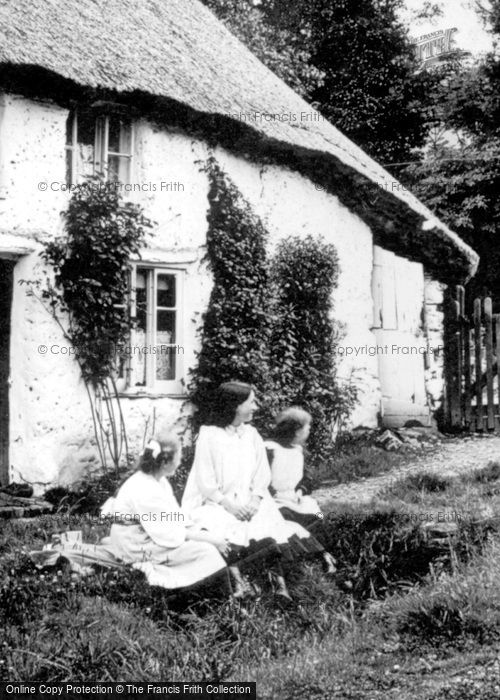 Photo of Carefree Days 1912