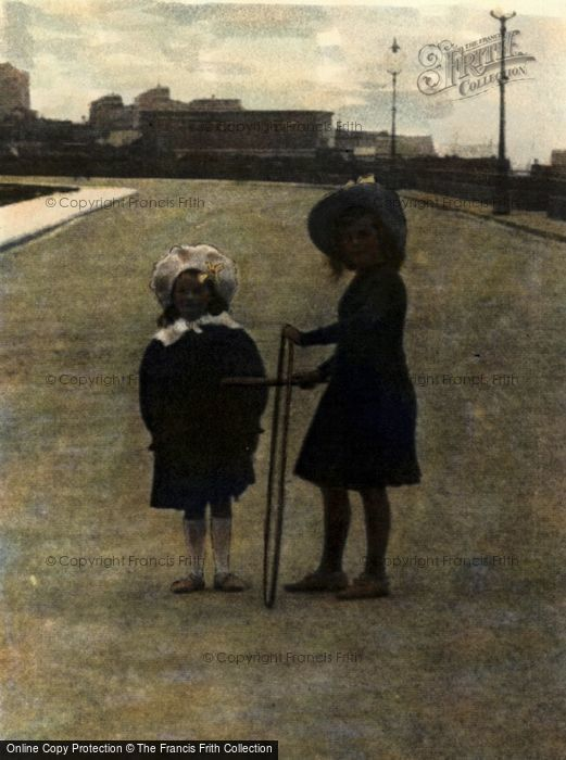 Photo of Children 1904