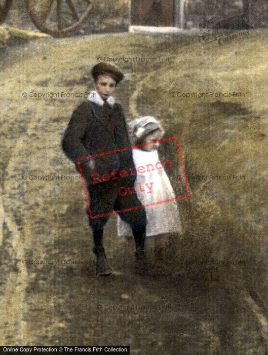 Photo of Children 1908