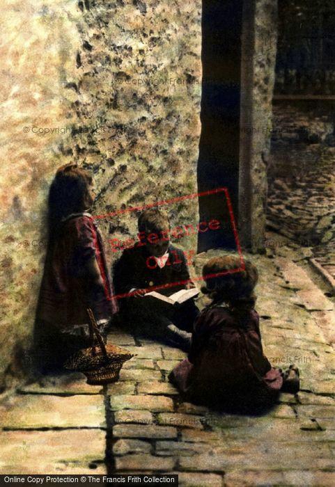 Photo of Children 1914