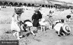 Children On The Beach c.1900, Generic