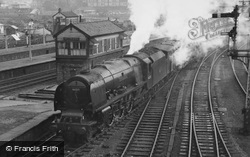 Special Subjects, City of Birmingham Steam Locomotive c1960
