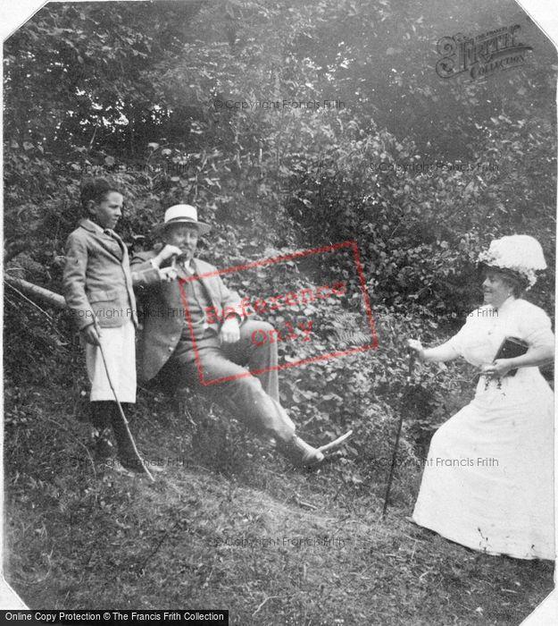 Photo of Family c.1912