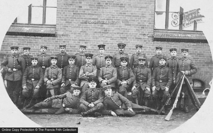 Photo of German Soldiers c.1915