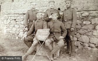 Special Subjects, German Soldiers in Macedonia 1918