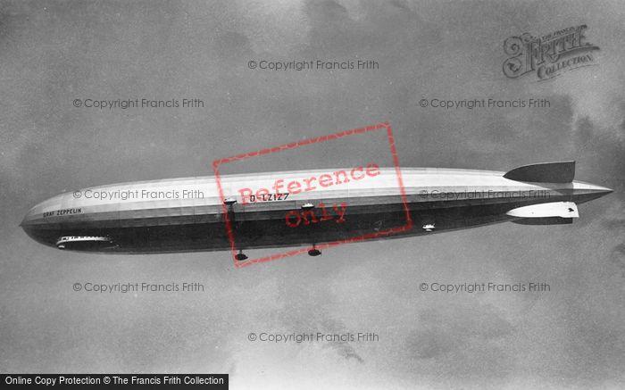 Photo of Graf Zeppelin D Lz127 c.1930
