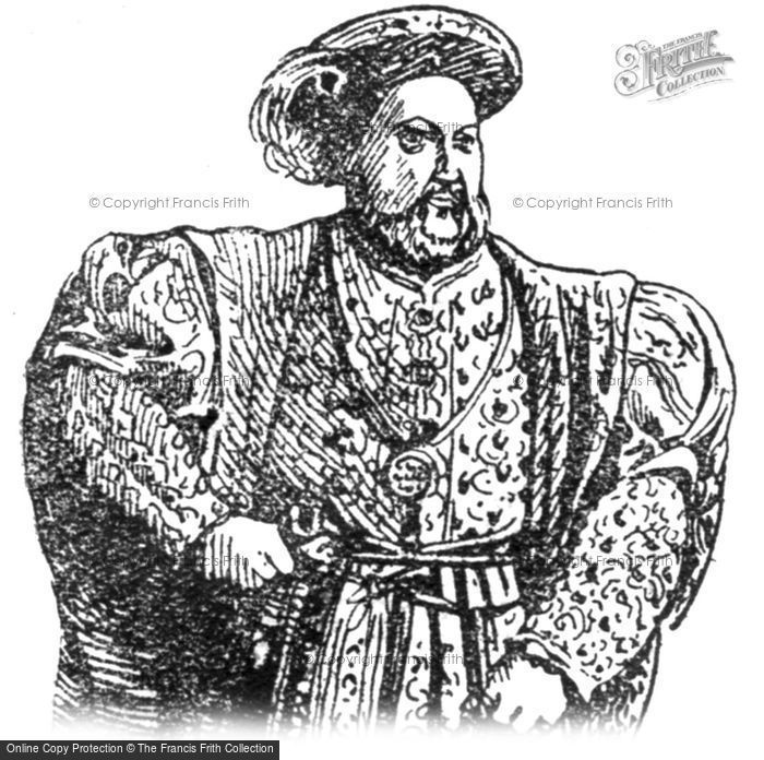 Photo of Henry VIII