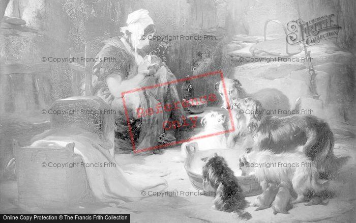 Photo of Highland Breakfast 1895