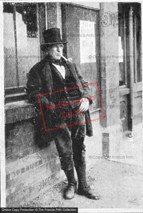 Photo of Irish Countryman c.1900
