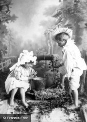 Jack And Jill, To Fetch A Pail Of Water 1894, Generic