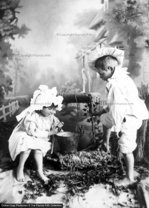 Special Subjects, Jack and Jill, to fetch a pail of water 1894