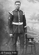 Special Subjects, Jimmy Durham, 2nd Battalion D.L.I, Bugler c1905