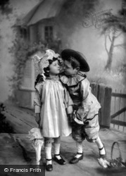 Kiss And Be Friends 1894, Generic