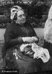 Lace Maker c.1890, Generic