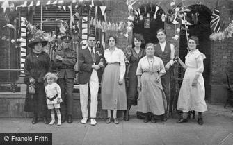 Special Subjects, Life on the Home Front c1914