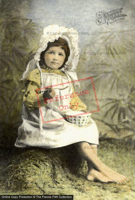 Photo of Little Miss Muffet 1894