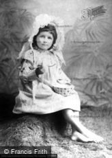 Special Subjects, Little Miss Muffet, Sat on a Tuffet 1894