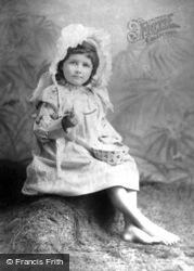 Little Miss Muffet, Sat On A Tuffet 1894, Generic