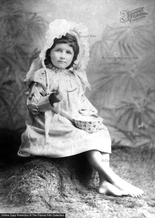 Special Subjects, Little Miss Muffet, Sat on a Tuffet 1894