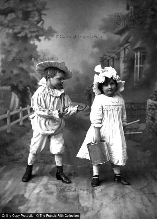 Photo of May I Come With You 1894