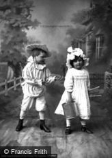 Special Subjects, May I Come With You 1894