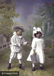 May I Come With You 1894, Generic