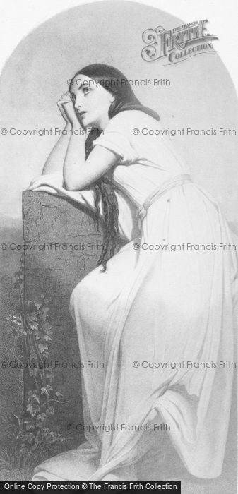 Photo of Mignon Yearning To Heaven, By Ary Scheffer 1836