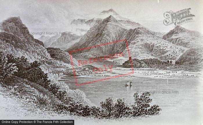 Photo of Mountain Scenery