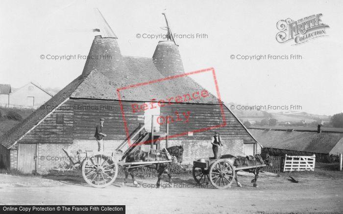 Photo of Oast House c.1900