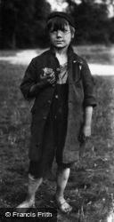 Poor Child c.1898