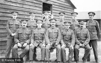 Special Subjects, Royal Gunners Artillery 1914-19