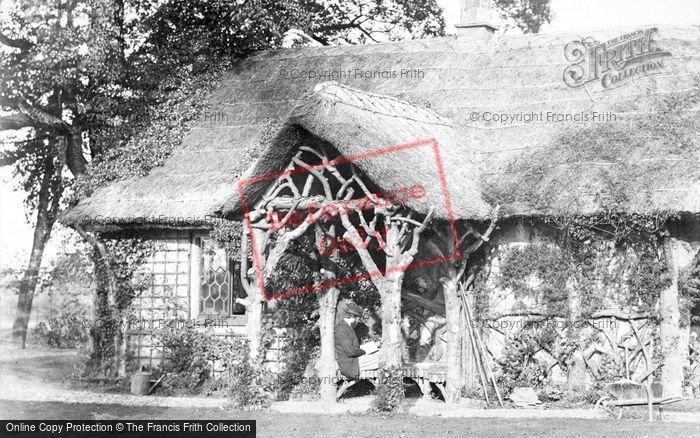 Photo of Rustic Cottage c.1880