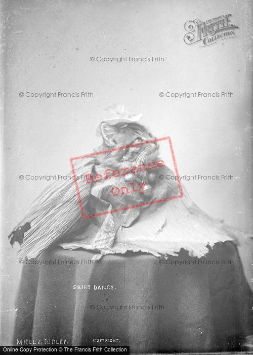 Photo of Skirt Dance c.1920