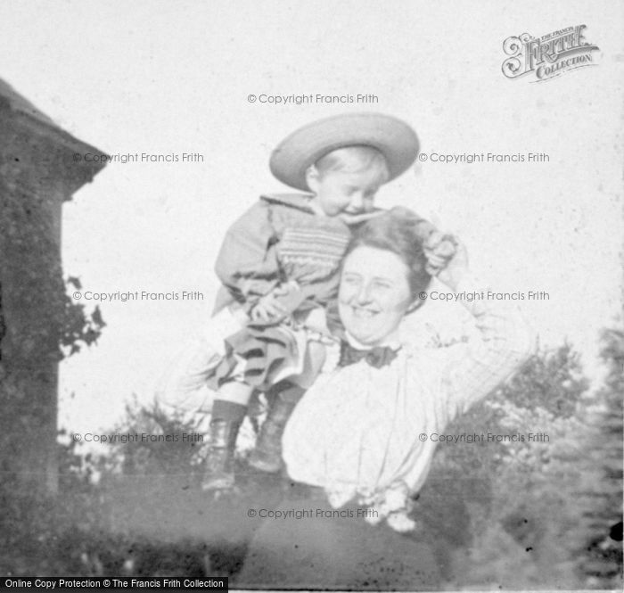 Photo of Sonnie At Moorside 1902