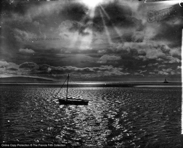 Photo of Sunset c.1930