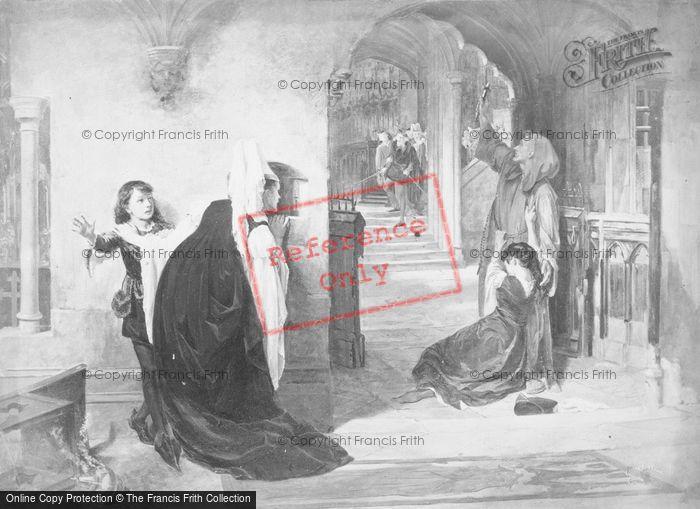 Photo of Taking Sanctuary By Holyouke c.1350