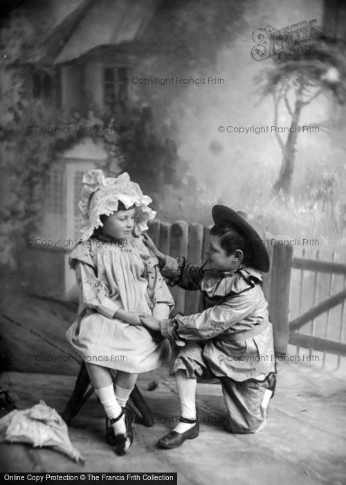 Photo of The Proposal 1894