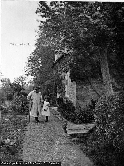 Photo of Twice A Child c.1890