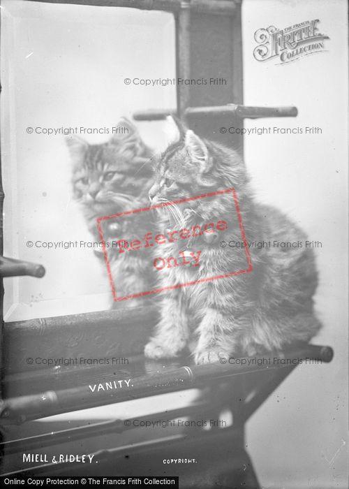 Photo of Vanity c.1920