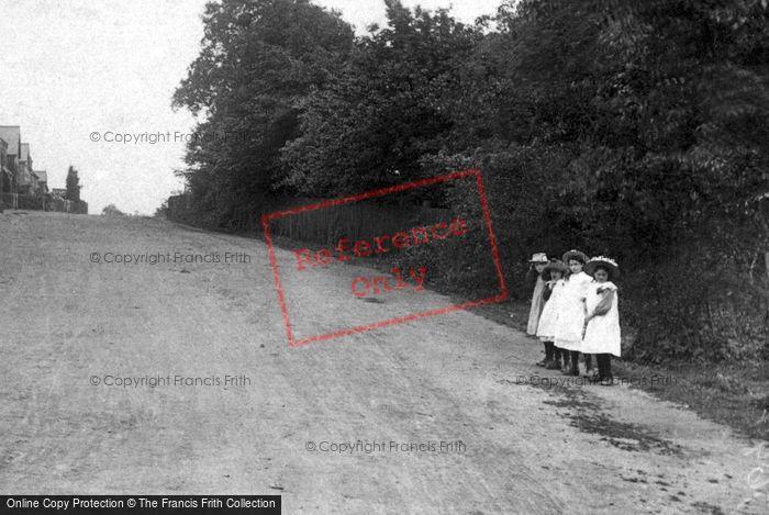 Photo of Waiting To Cross 1907